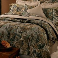 Realtree® Camo Queen Bedding Set