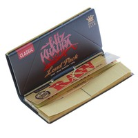 Wiz Khalifa - RAW - Loud Pack with King Size Slim Raw Papers with Tips and Poker - Single Pack