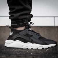 "Nike Air Huarache Ultra ""Black/White"""