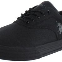 U.S. Polo Assn. Skip In Men's Canvas Boat Sneakers Shoes