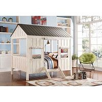 Whimsical Dream Cottage Bed
