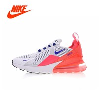 Original New Arrival Authentic NIKE AIR MAX 270 Women's Breathable Running Shoes Sport Outdoor Sneakers Good Quality AH6789-101