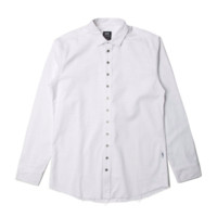 Publish Xander Button Up In White