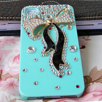 Iphone 4 cases iphone 4s case,iphone cases,iphone 4s cases-  bling  iphone 4 cases,accept custome order for HTC and samsung case