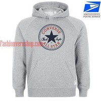 converse all star hoodie unisex adult clothing