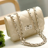 Womens cute handbag small leather bag gift 03