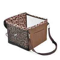 Pet Products Dog Seat Travel Accessories Puppy Dog Cat Carrier Travel Seat One Size Brown Color