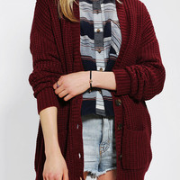 Urban Outfitters - BDG Twist-Back Shaker Cardigan