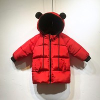 Toddler Boys Outerwear Casual Winter Parkas Coats