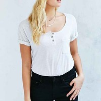 Truly Madly Deeply Henley Tee