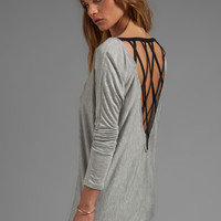 WOODLEIGH Alice Top in Heather from REVOLVEclothing.com