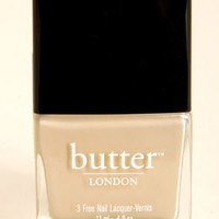 Butter London Cuppa Tan Nail Lacquer