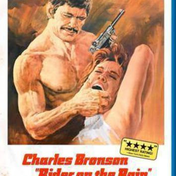 "Rider On The Rain Charles Bronson poster 16""x24"""