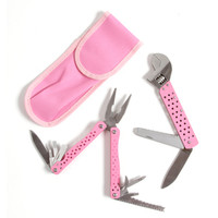 Tools for Her - Wrench + Multi-Function Set | Dormbuys.com