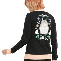Her Universe Studio Ghibli My Neighbor Totoro Garden Girls Cardigan
