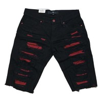 Jordan Craig - Mens - Distressed Shorts
