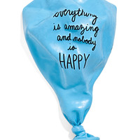 Everything is amazing and nobody is happy