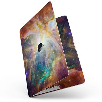 """Mutli-Colored Clouded Universe - 13"""" MacBook Pro without Touch Bar Skin Kit"""