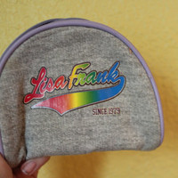 lisa frank coin purse by sadgurlclothes on Etsy