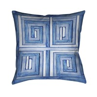 Asian Influence Indoor Decorative Pillow