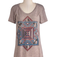 Phase Your Sights Tee | Mod Retro Vintage T-Shirts | ModCloth.com