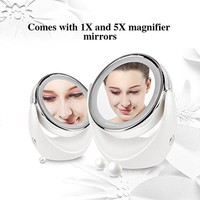Double Sided LED Cosmetic Mirror