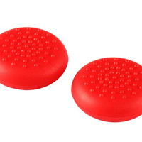 Protective Thumbstick Button Cap for PS4 (Red)