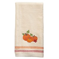 Harvest Pumpkin Hand Towel