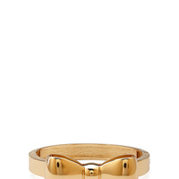 FOREVER 21 Bow Hinge Bracelet Gold One
