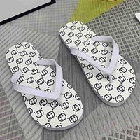 GG summer new outer wear non-slip slippers shoes