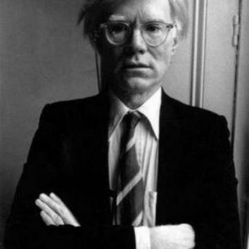Andy Warhol Art Poster Bw 24in x36in