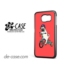 Pug Bicycle For Samsung Galaxy S6 Samsung Galaxy S6 Edge Samsung Galaxy S6 Edge Plus Case Phone Case Gift Present