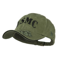 US Marine Corps Youth Military Cotton Cap - USMC OSFM