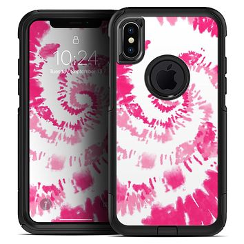 Spiral Tie Dye V6 - Skin Kit for the iPhone OtterBox Cases