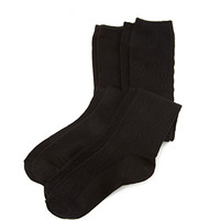 FOREVER 21 Cable Knit Knee-High Sock Set