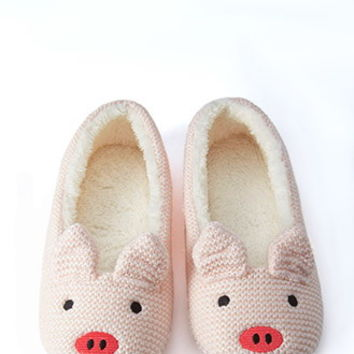 Pig Slippers