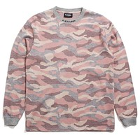 Remember Crewneck Pink / Grey
