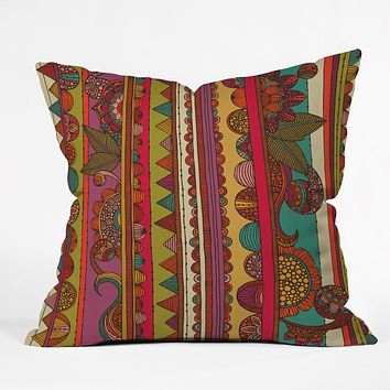 Valentina Ramos Oxacas Outdoor Throw Pillow