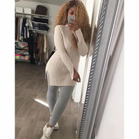 FASHION LONG-SLEEVED SWEATER L720618
