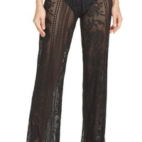 Becca Lace Cover-Up Pants | Nordstrom
