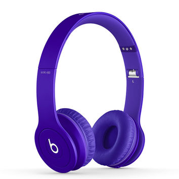 Beats by Dr. Dre® Solo HD High Performance On-Ear Headphones