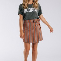 The Loui Skirt - cladandcloth