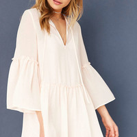 The Fifth Label Voyage Tiered Dress - Urban Outfitters
