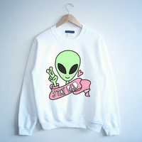 Stay Rad Alien