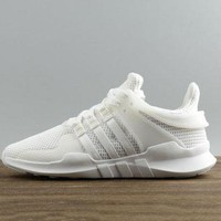 Adidas Eqt Support Adv Fashion Trending Women Men Running Sports Shoes Sneakers White G