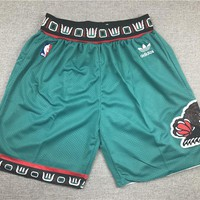 Memphis Grizzlies Basketball Sports Shorts - Best Deal Online