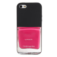 nail polish iphone 4 4s case cover. must have!!!