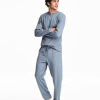 H&M Pima Cotton Pajamas $29.99