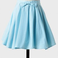 through the looking glass pleated skirt at ShopRuche.com