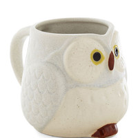 ModCloth Owls Fly Through Your Morning Mug